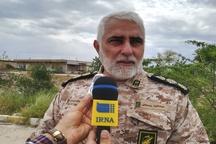 گردان سکانی سپاه برای امدادرسانی به سیلزدگان خوزستان تشکیل شد