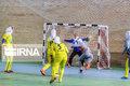مسابقات هندبال بانوان امید باشگاههای کشور در سنندج آغاز شد