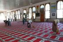 مساجد اهل تشیع و تسنن بندرترکمن آماده استقبال از روزه داران شد