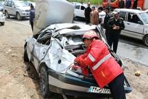 15 نقطه حادثه ساز درون شهری در همدان شناسایی شد