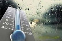 کاهش 10 تا 14 درجه ای دمای هوای مازندران از روز جمعه