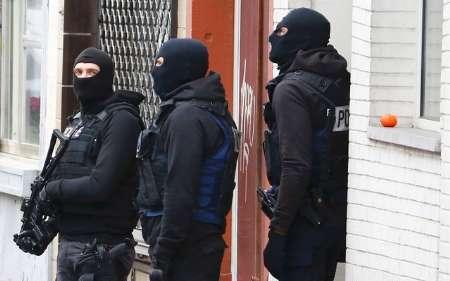 پلیس فرانسه 25 نفر را دستگیر کرد