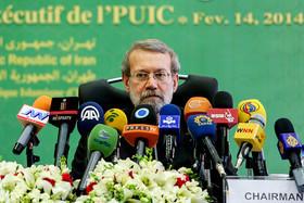 لاریجانی از گرداب های سنگین سیاسی در جهان اسلام سخن گفت