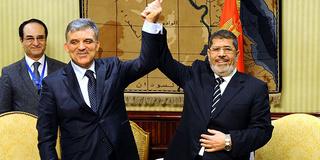 درخواست گل از مصر درباره مرسی