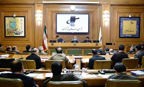 «طلایی» نایب رئیس شورای شهر شد