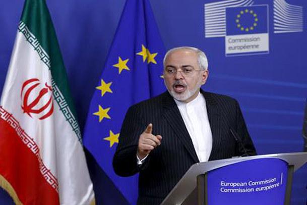 انتقاد ظریف از سیاست های متناقض آمریکا و اروپا در موضوع حقوق بشر