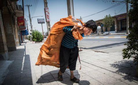 بررسی دلایل کار کودکان دنیا