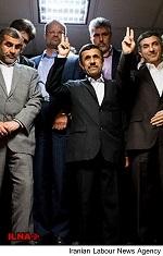 راهبردهای حضور انتخاباتی یاران احمدی نژاد چیست