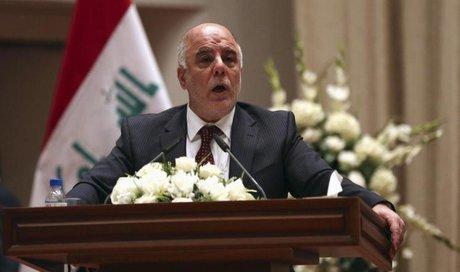 العبادی: هیچ تغییری در مرزها رخ نخواهد داد