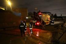 وقوع 51 مورد حادثه مرتبط با بارش باران در مشهد  آمادهباش نیروهای آتشنشانی