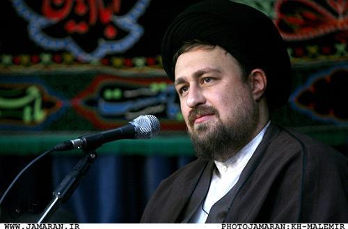 دیدار اعضای شورایاری محلات تهران با سید حسن خمینی
