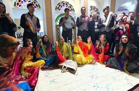 کنسرت رایگان در «خانه ایرانی»+ عکس