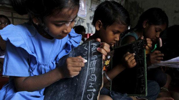 عکس روز/ وضعیت آموزش در سرزمین بالیود چگونه است؟