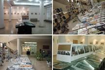 نمایشگاه یاد ایام در نگارستان امام خمینی (س) اصفهان