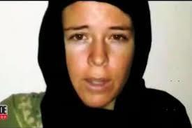دختر آمریکاییِ اسیر داعش: کمکم کنید