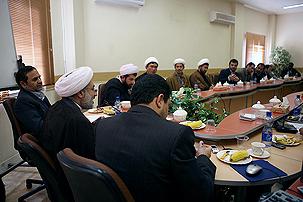 نشست بررسی راهکارهای جهانی شدن اندیشه های امام خمینی(س) برگزار شد