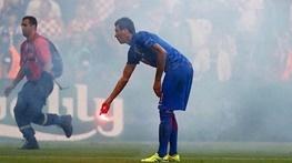 احتمال کسر دو امتیاز از تیم ملی کرواسی!