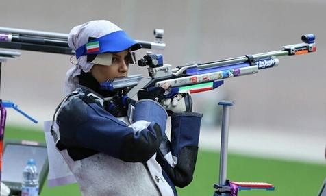 کسب دو سهمیه المپیک توسط بانوان تیرانداز ایران