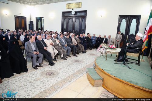 آیت الله هاشمی رفسنجانی: شهدا سند حقانیت انقلاب اسلامی در تاریخ معاصر ایران هستند