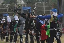 برگزاری مسابقات انتخابی تیم ملی تیراندازی با کمان در اهواز