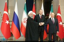 رییس جمهور روحانی: بحران سوریه راه حل نظامی و یا تحمیل شده از خارج ندارد/ آینده سوریه تنها از طریق انتخاب دمکراتیک مردم سوریه رقم خواهد خورد/ جامعه بین المللی موظف به ارائه کمک های انسانی به همه نقاط سوریه است/ ایران آماده حضور موثر در بازسازی سوریه است