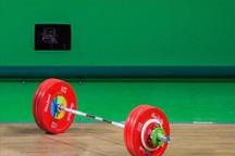 مسابقات قهرمانی وزنه برداری بانوان کشور در مشهد آغاز شد