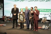 شهردار تهران از قدیمی ترین تطهیر کننده تهران تقدیر کرد