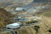 تولید کنسانتره مس سونگون 6 درصد افزایش یافت
