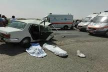 ️فوت ۱۱ نفر در سوانح رانندگی نوروزی در آذربایجان غربی
