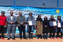 زیرساخت های تنیس استان اصفهان نیازمند توسعه و تجهیز