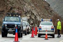۱۷ تیم پلیس راه قزوین در جادههای آوج و ساوه مستقر هستند