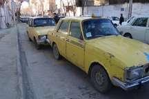300 دستگاه تاکسی فرسوده در سنندج نوسازی می شود