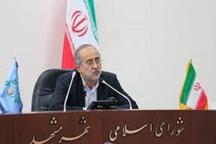 رئیس شورای شهر مشهد: باید با اتحاد و صبوری به دولت منتخب کمک کنیم