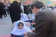 آغاز توزیع شیر رایگان در مدارس استان کرمانشاه