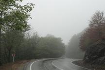 راهداری خراسان شمالی نسبت به بارندگی در جاده ها هشدار داد