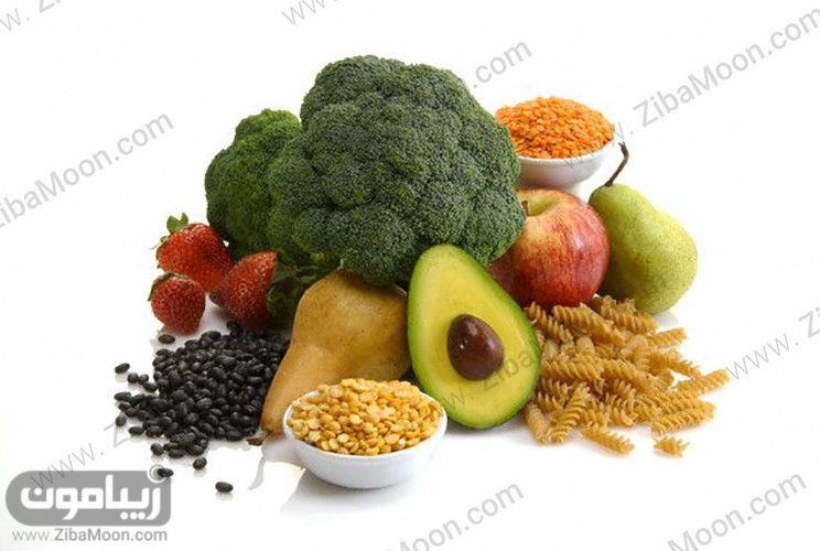 مواد غذایی فیبردار