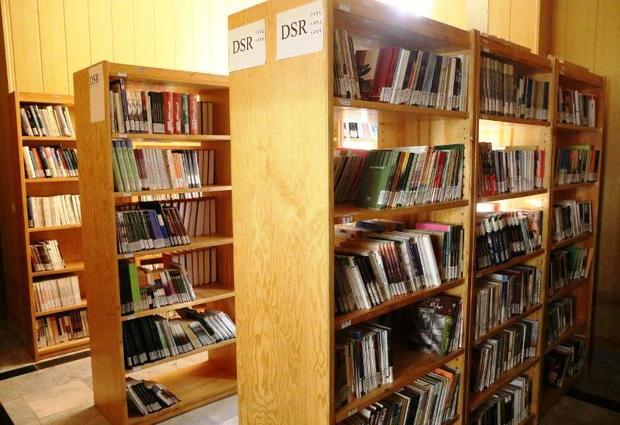 کتابخانه های تخصصی انگیزشی برای افزایش سرانه مطالعه