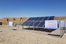 مددجویان کمیته امداد رشتخوار 180 کیلو وات برق تولید کردند