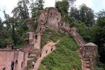 اتمام پروژه مرمتی برجهای آسیب دیده قلعه رودخان تا پایان سالجاری
