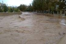 رودخانه های فصلی آذربایجان شرقی سیلابی می شود