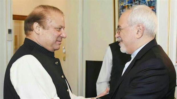 ظریف: حمله تروریستی به مرزبانان نارضایتی از رشد تعاملات تهران و پاکستان را می رساند