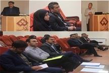 نشست هماهنگی برگزاری رویداد متنا صنعت دردانشگاه شهرکرد برگزار شد.