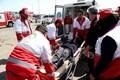 دومین مرحله  کمکهای جمعیت هلال احمر ایلام به مناطق زلزله زده کرمانشاه ارسال شد