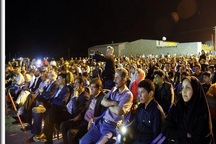 جشنواره نوروزی شهر خورشید در خورموج بوشهر آغاز شد