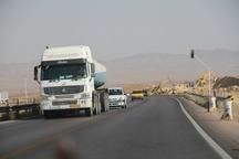 محدودیت ترافیکی در محور بیرجند - قاین اعلام شد