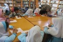 گرامیداشت هفته کتاب با حضور 180 کودک ونوجوان شهرستان مرزی گمیشان