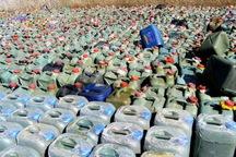 6 هزار لیتر سوخت قاچاق در ماکو کشف شد