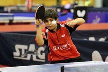 مسابقات تنیس روی میز منطقه هفت کشور با قهرمانی تیم خوزستان الف به پایان رسید