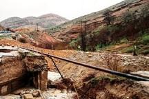 آب روستاهای سیل زده سمیرم با منبع تامین شد