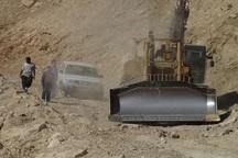 1500 کیلومتر از جاده های عشایر چرام بازگشایی شد